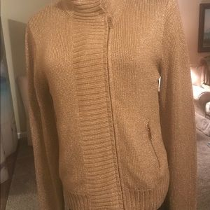 Michael Kors sweater gold
